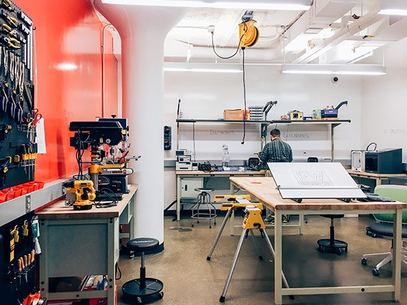 ProtoWorks Martin Trust Center MIT