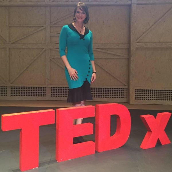Laurie Stach TEDx